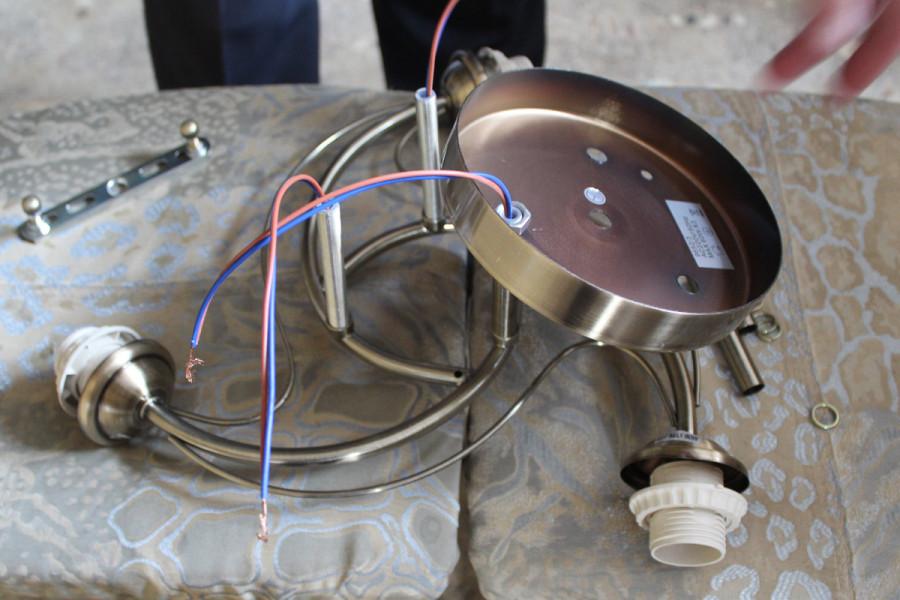 Подключить люстру – простая инструкция по установке и подключению (110 фото)
