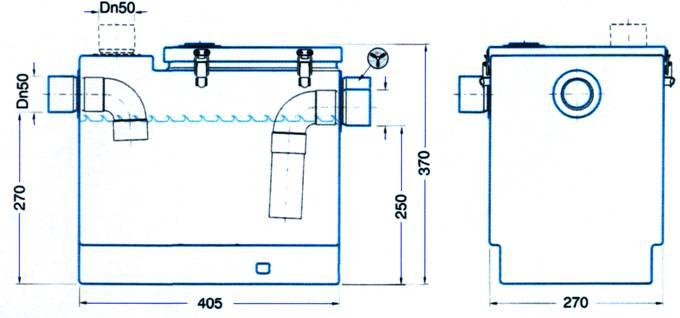 Бытовой жироулавливатель под мойку: как сделать своими руками