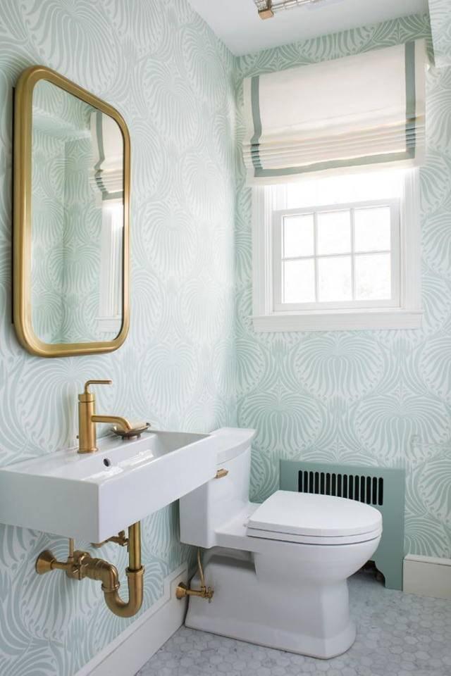 Дизайн маленького туалета - 75 фото интерьеров после ремонта, красивые идеи