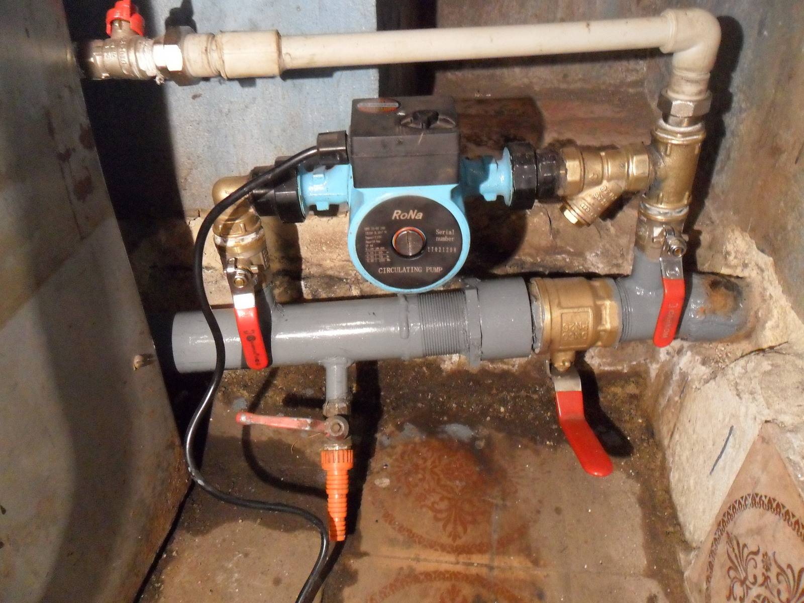 Схема подключения циркуляционного насоса в систему отопления – основные правила установки