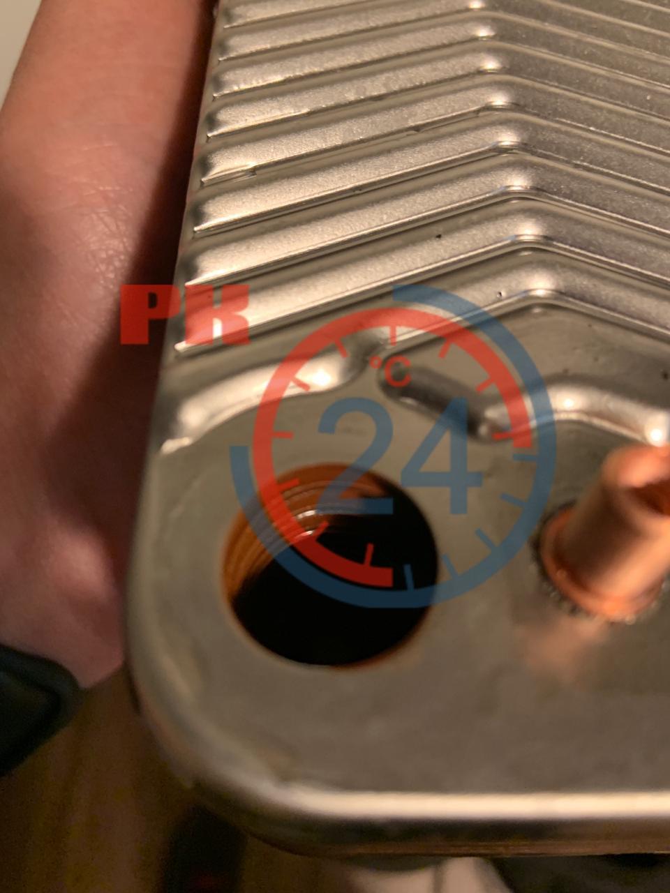 Плохо работает газовый котёл: как делается чистка теплообменника своими руками
