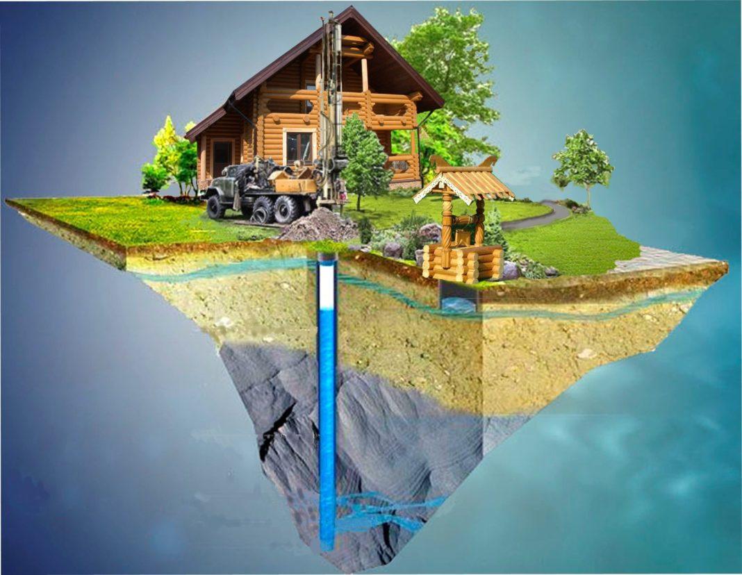 Получение разрешения на рытье и водопользование из скважины