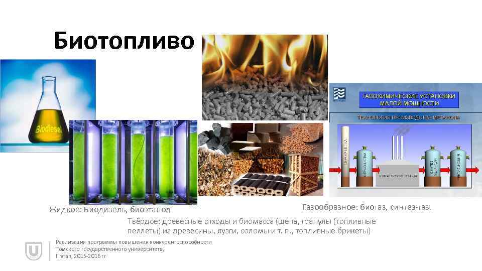 Современное производство биотоплива в россии: виды, особенности