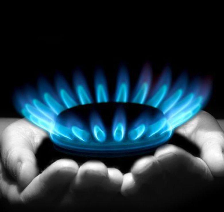 Редуктор давления газа в газгольдере