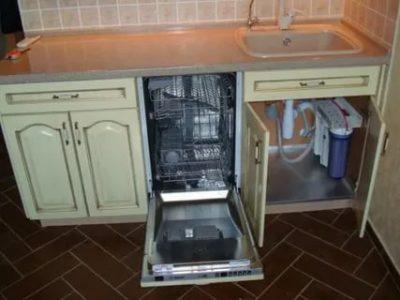 Как установить встраиваемую посудомоечную машину самостоятельно