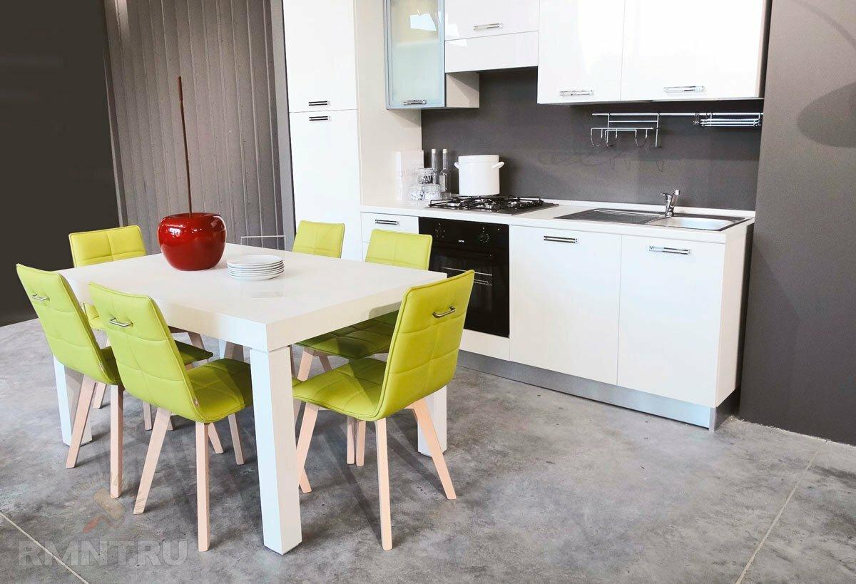 Какие фасады лучше выбрать для кухни: самые практичные и качественные варианты