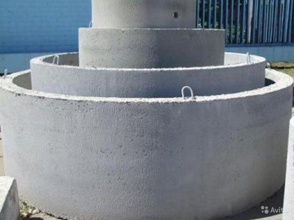 Бетонные кольца: сфера применения, размеры и цены, изготовление своими руками