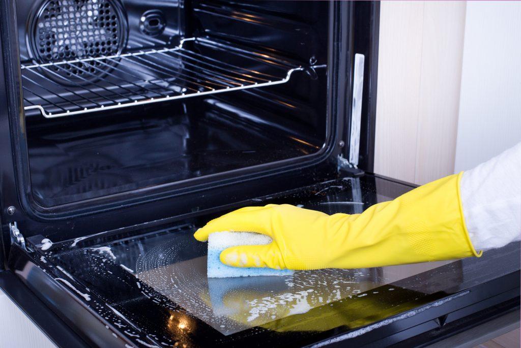 Как отмыть решетку газовой плиты: обзор эффективных средств