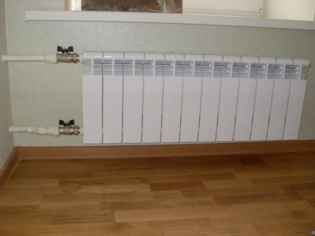 ♨ когда тепло не зависит от погоды: как выбрать радиатор для квартиры
