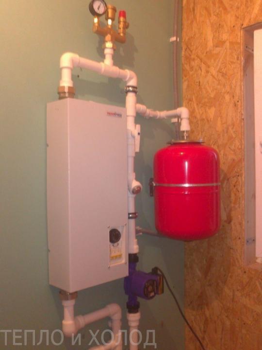 Электрические котлы для отопления частного дома – советы по выбору