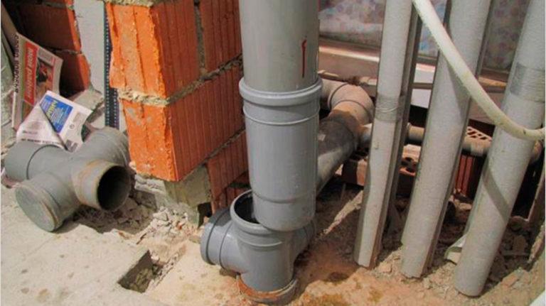 Ремонт канализационного стояка своими руками полное руководство
