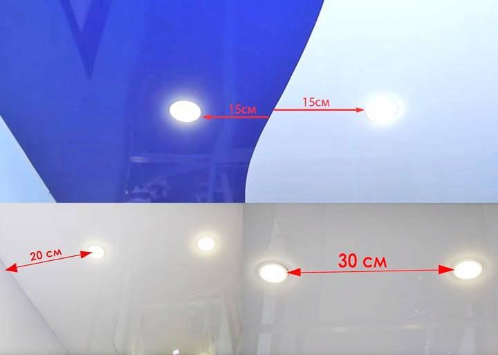 Как выбрать лампочки для натяжных потолков? нюансы подключения и расположения - точка j