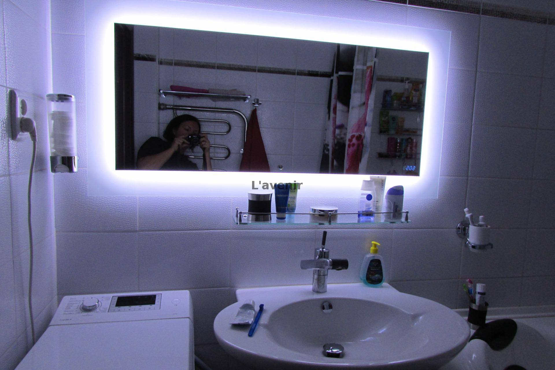 Светодиодная подсветка для кухни рабочей зоны: правила выбора и монтажа, фото