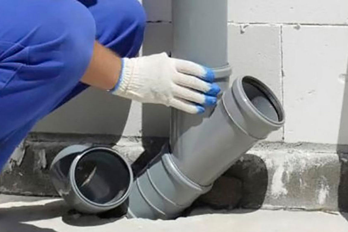 Прокладка канализационных труб в земле: технология монтажа, правила и нормы
