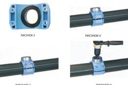Особенности врезки в трубу водопровода — основательный взгляд на вопрос