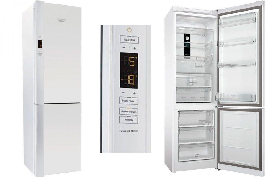 Выбор лучших моделей двухкамерных холодильников аристон ноу фрост