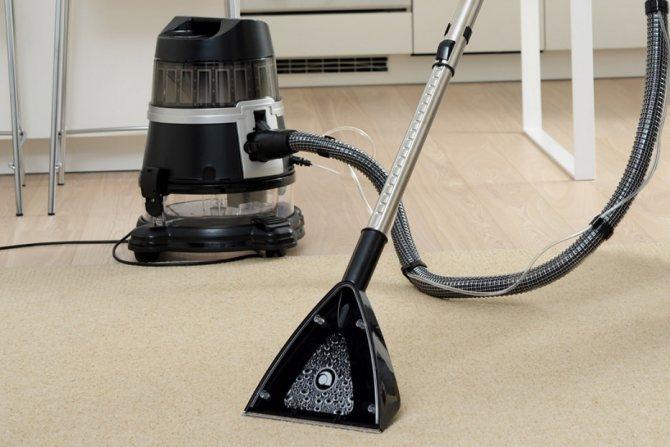 Советы: как пользоваться моющим пылесосом, правила эксплуатации и ухода - точка j