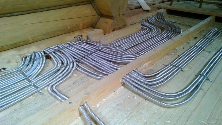 Пуэ-7 п.2.1.31-2.1.51 выбор вида электропроводки, выбор проводов и кабелей и способа их прокладки