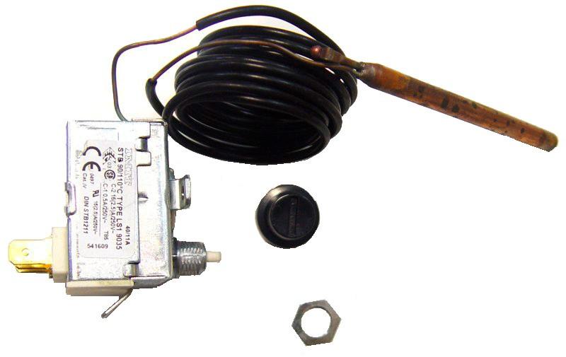 Термопара газовой горелки: как снять, заменить и установить датчик пламени котла?