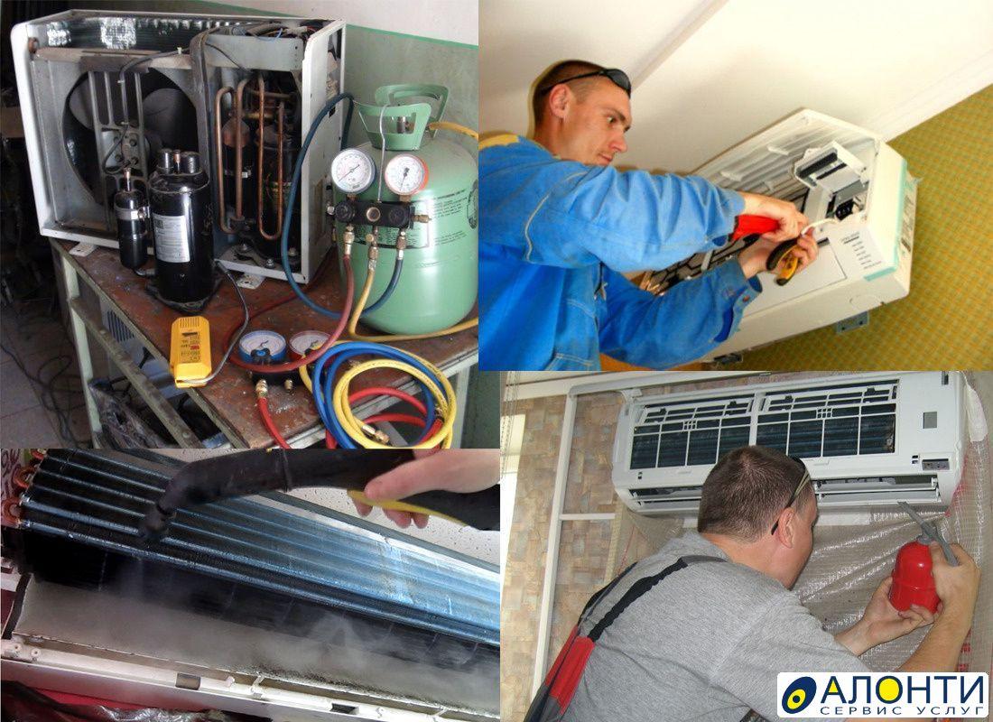 Как обслужить кондиционер самому: рекомендации и типы очистки