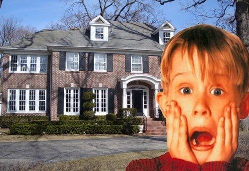 Легендарныйдом из фильма «Один дома»: как он изменился за 30 лет