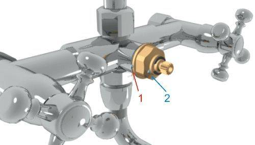 Ремонт смесителя: замена и восстановление работы водопроводного крана