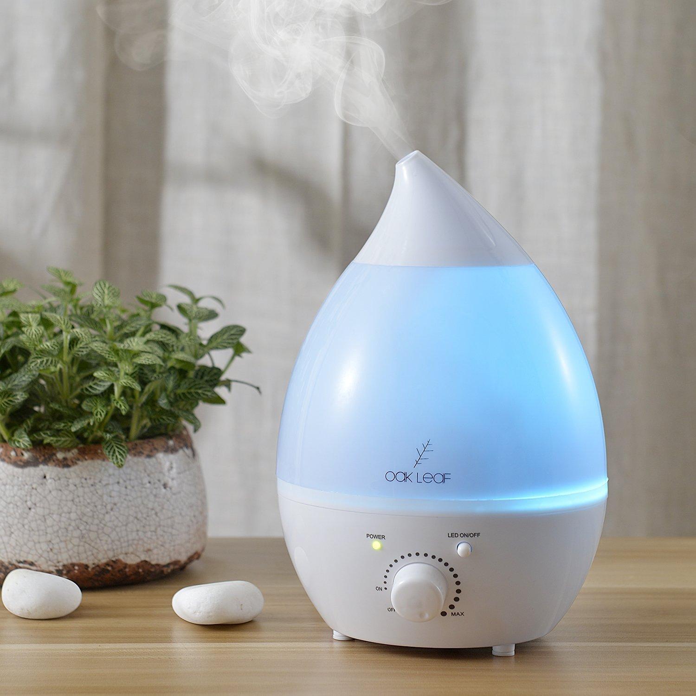 Какой выбрать увлажнитель воздуха для дома