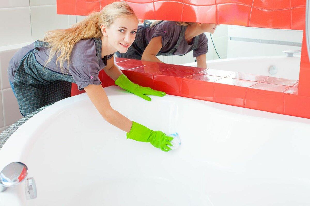 Чем чистить акриловую ванну, чтобы не повредить поверхность. как чистить акриловую ванну: советы по уходу