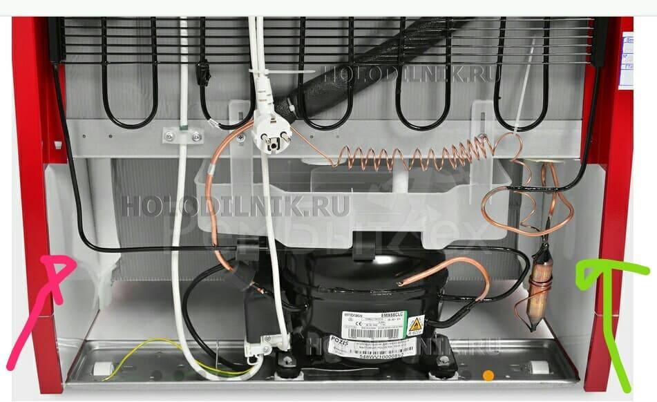 Можно ли перевозить холодильник лёжа: правильная перевозка