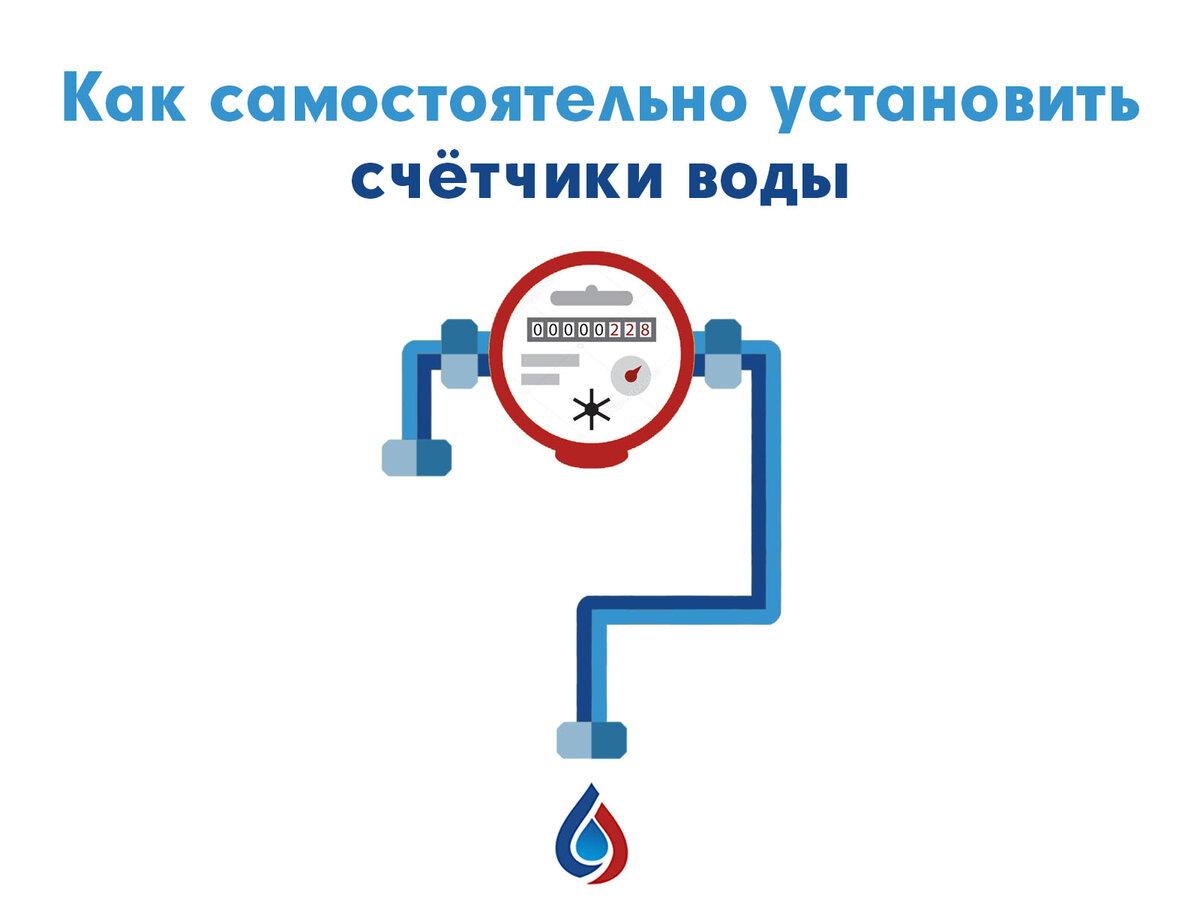 Процесс установки счетчика своими руками: подробная инструкция