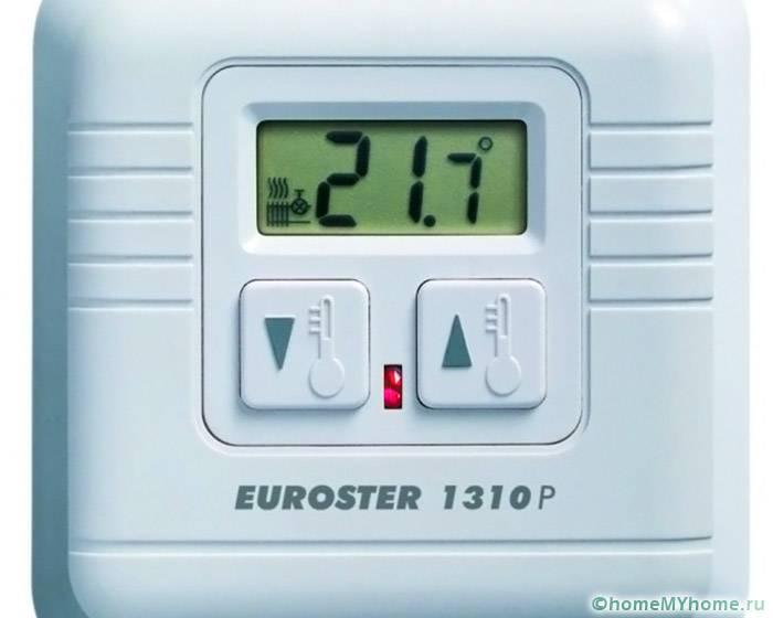 Терморегуляторы с датчиком температуры