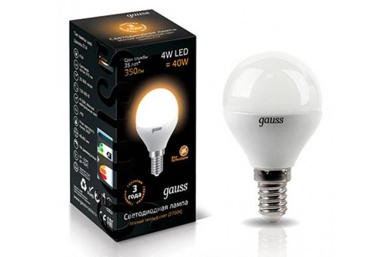 Светодиодные лампы asd — обзор и советы по применению