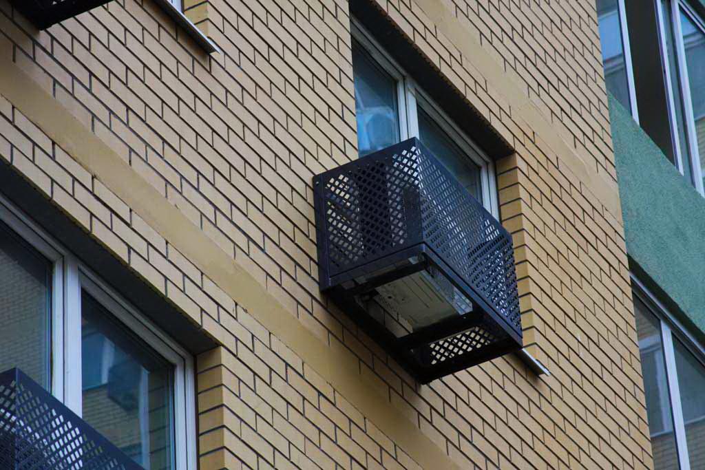Технология монтажа вентилируемых фасадов: устройство и виды ?