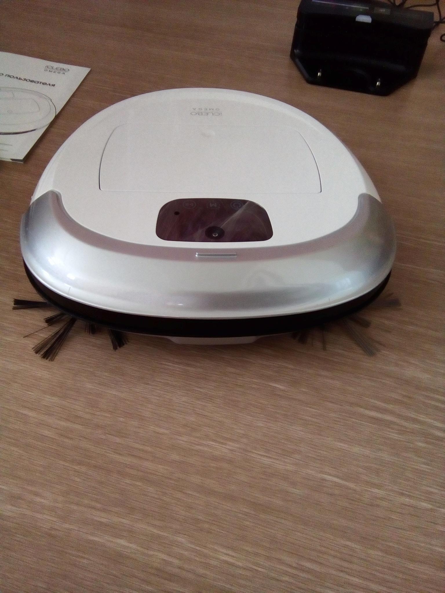 Обзор робота пылесоса iclebo omega — функции и оценка роботизированного пылесоса