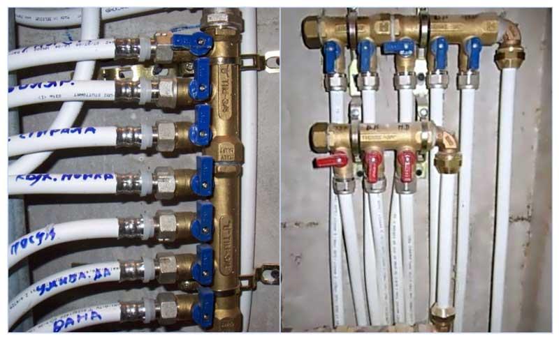 Сборка и монтаж металлопластиковых труб своими руками: инструкция по установке и инструмент