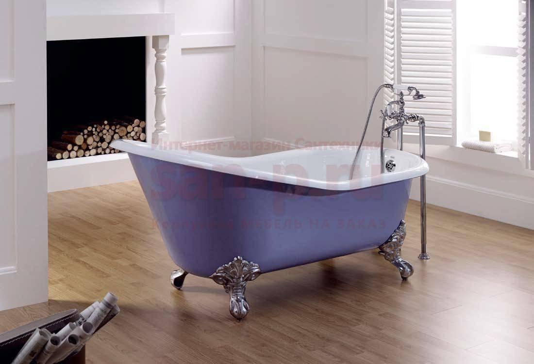 Чугунная или акриловая ванна: что лучше