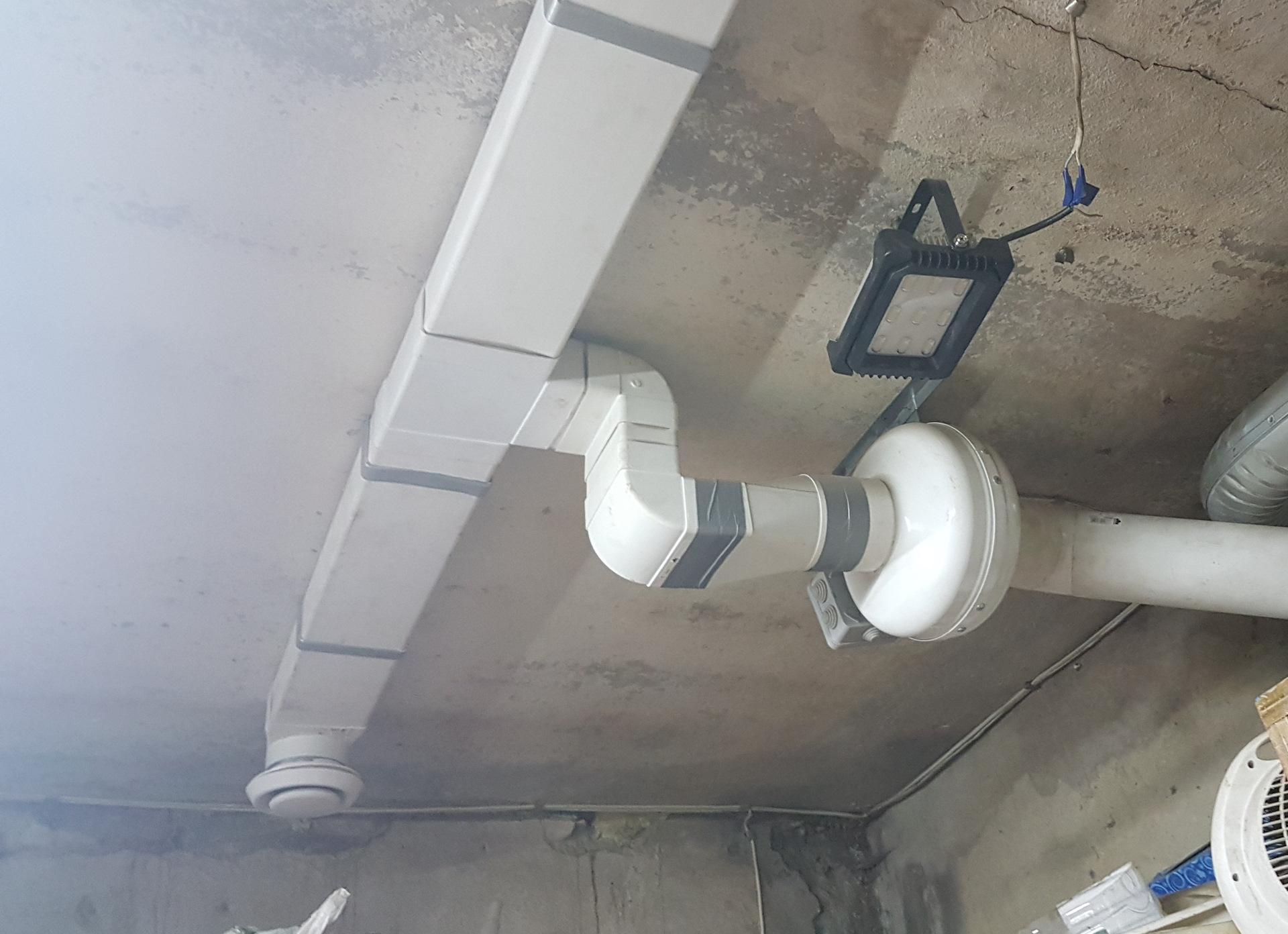 7 советов, какие трубы для вентиляции в частном доме выбрать   строительный блог вити петрова