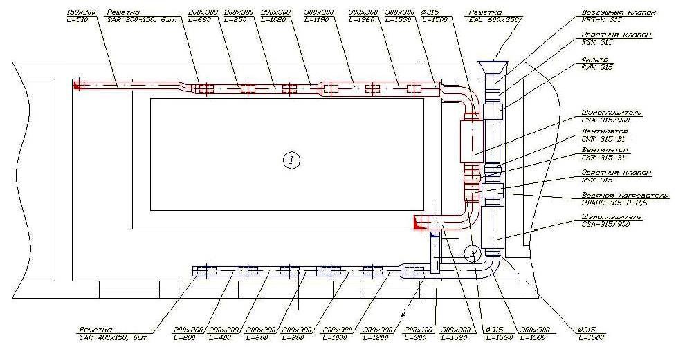 Осушители воздуха для бассейна: канальные, настенные и напольные. как их подобрать? принцип работы
