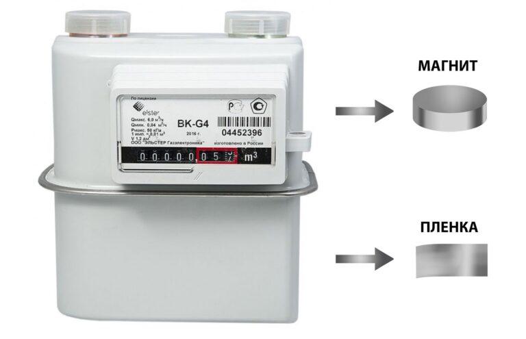 Почему скрепит или шумит газовый счетчик?