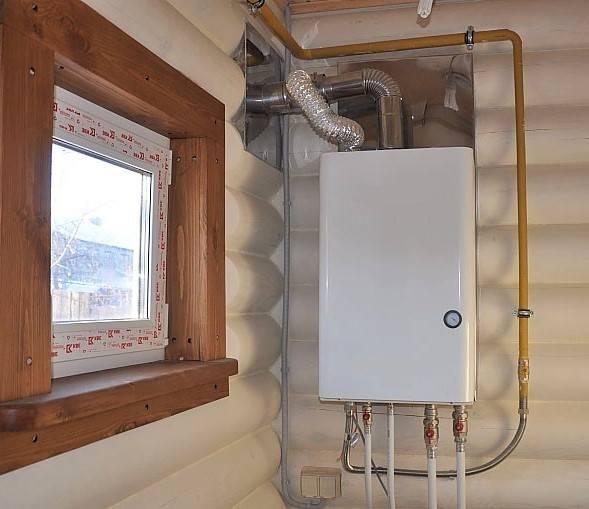 Как установить автономное газовое отопление в квартире, насколько велика экономия при установке газового котла