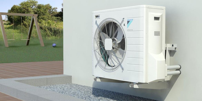 Тепловые насосы воздух-воздух для отопления частного дома