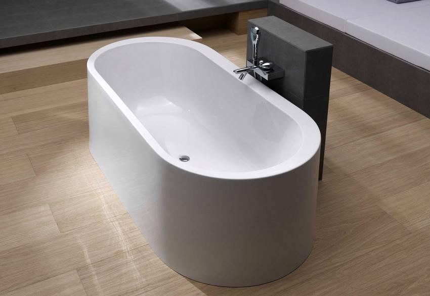Полимерные ванны, их плюсы и минусы | плюсы и минусы