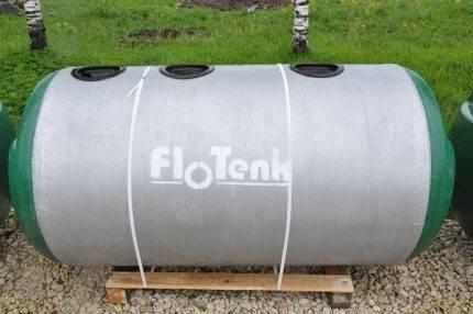 Система аэробной очистки стоков flotenk-biopurit