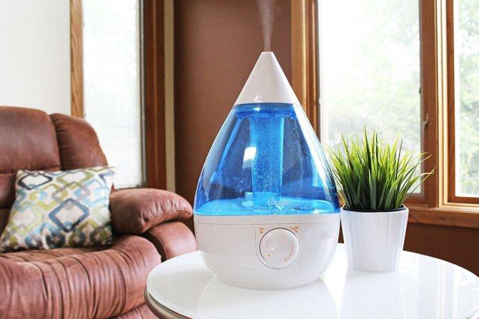 Куда ставить увлажнитель воздуха в комнате, как правильно установить
