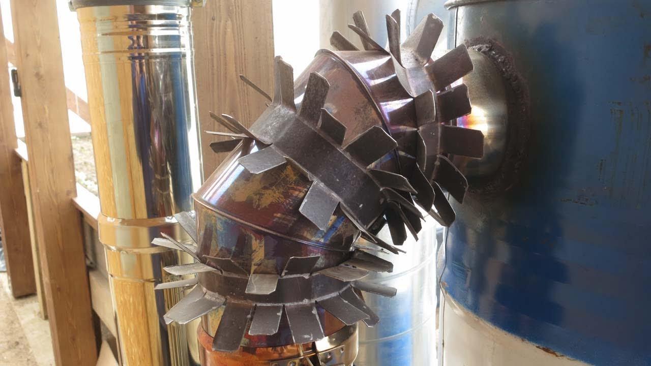 Основные виды теплообменников в печь и его способы установки