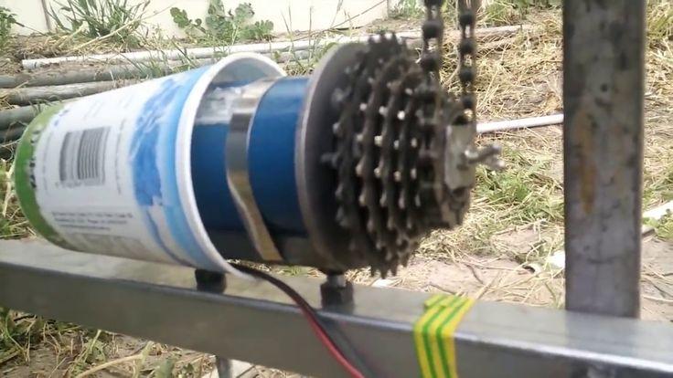Ветрогенератор своими руками из автомобильного генератора