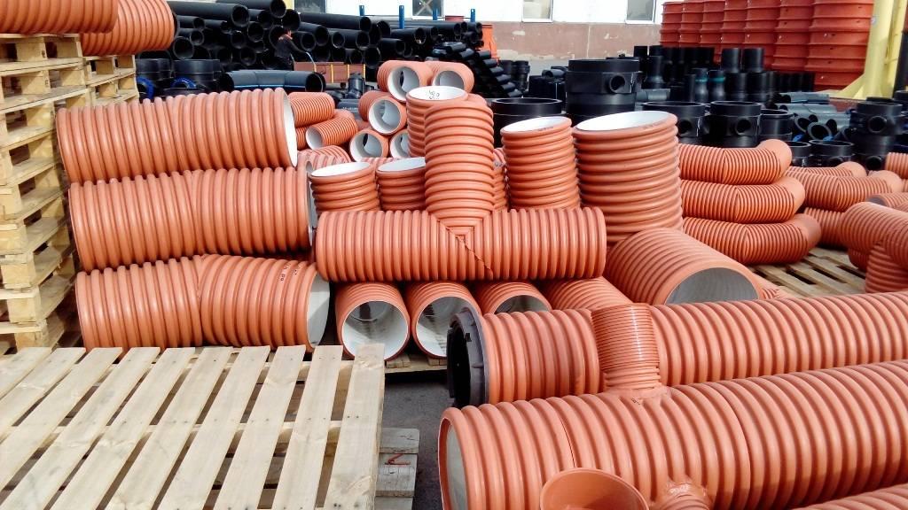 Раструб канализационной трубы: размеры и способы монтажа