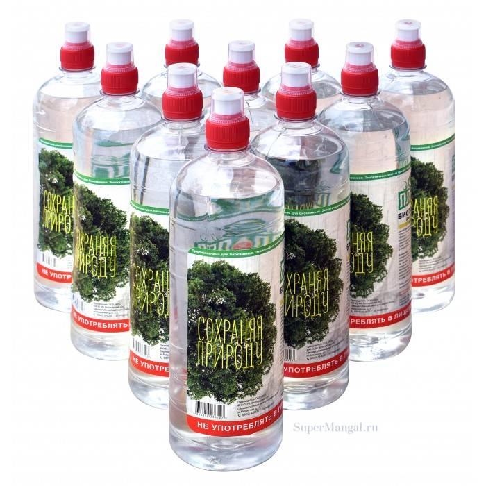 Топливо для биокамина своими руками
