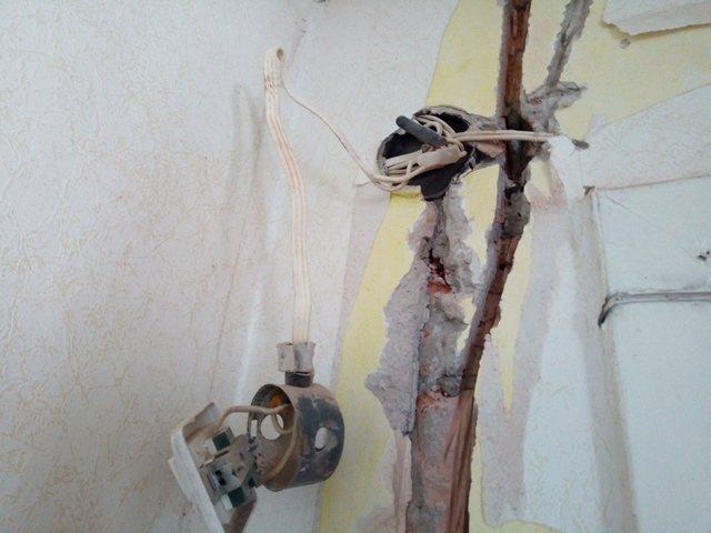 Поиск обрыва проводки в стене
