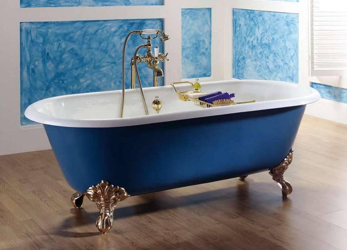 Что лучше – акриловая или стальная ванна?